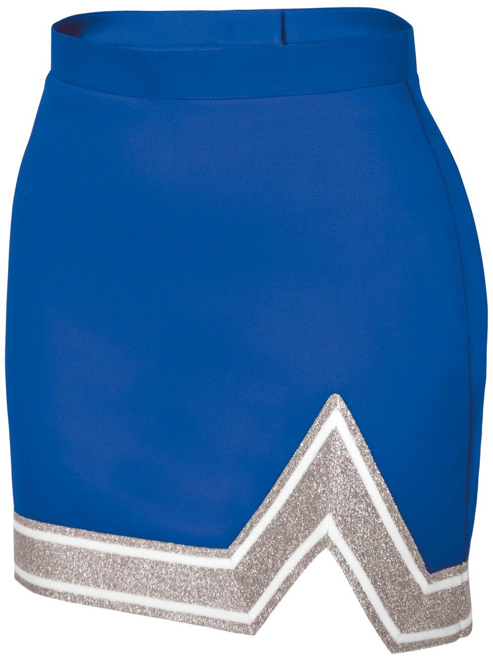 Chassé Womens' Blaze Skirt Royal/White/Metallic Silver Adult X-Small