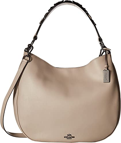 6c527f7c1b8 Amazon.com  COACH Nomad Hobo in Willow Floral in Dark Nickel   Grey Birch  55543  Shoes