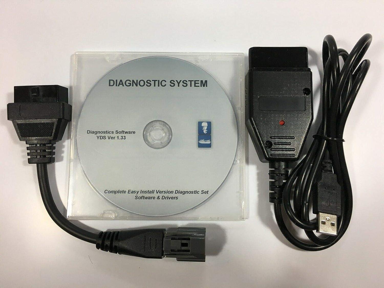 YDS Diagnostic 1.33 Software for Yamaha Outboard Jet Boat WaveRunner