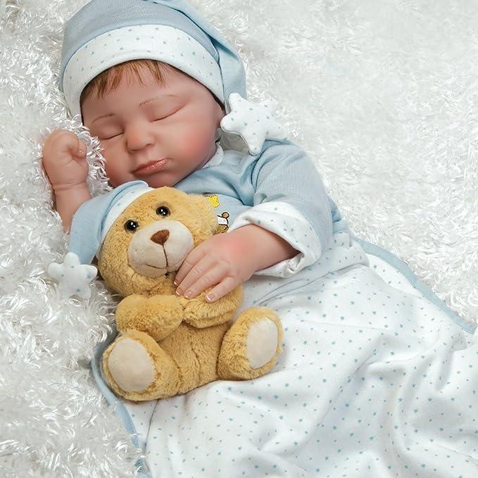 Amazon.es: Paradise Galleries Muñeco Niño Bebe Recien Nacido de ...