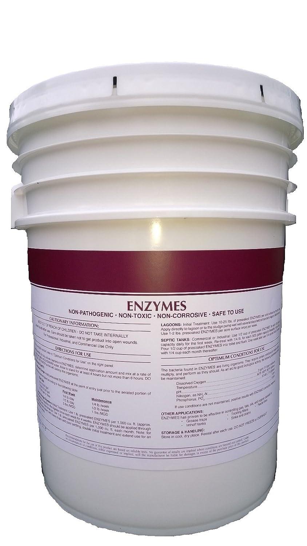 Patriot化学Sales 25ポンド酵素粉末Drain Opener細菌Crystals Industrial強度 B00T8KY0CW
