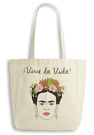 VIDA Tote Bag - Log Fire Tote by VIDA tWQ5LJHZ