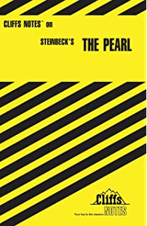 Amazon the pearl by john steinbeck book analysis detailed the pearl cliffs notes fandeluxe Choice Image