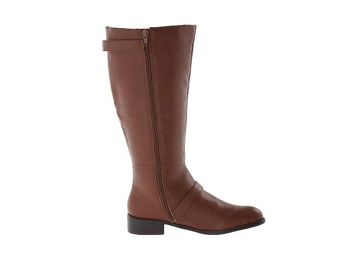 Amazon.com | LifeStride Women's Selena Cedar Kraft Boot 6.5 W (C) | Shoes