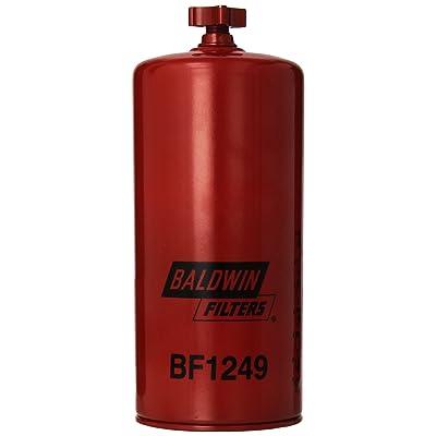 Baldwin BF1249 Heavy Duty Diesel Fuel Spin-On Filter: Automotive