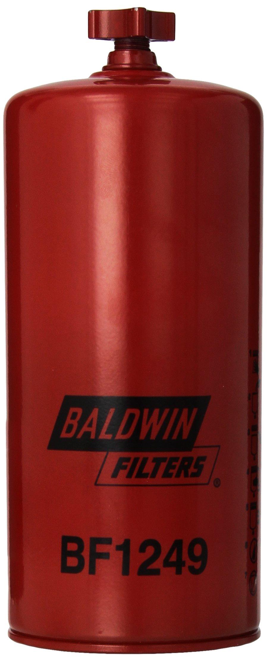 Baldwin BF1249 Heavy Duty Diesel Fuel Spin-On Filter by Baldwin