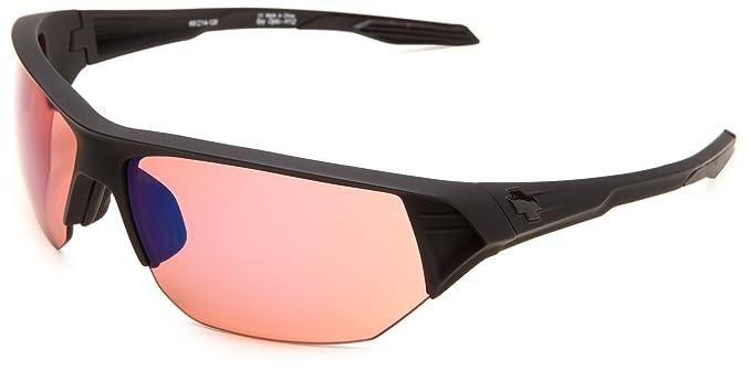 1d37c8cfb5 Amazon.com  Spy Optic Alpha 672061374999 Wrap Sunglasses