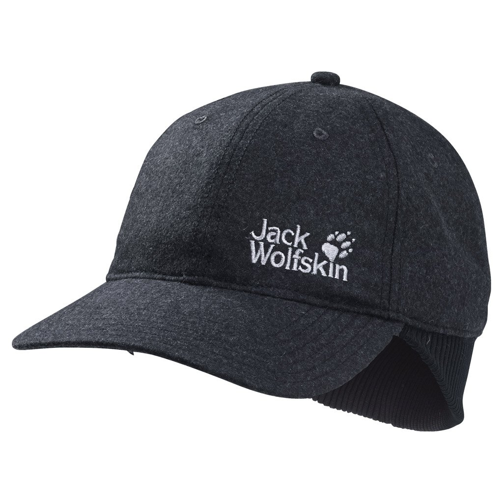 Jack Wolfskin Base Ear Cap, Large, Phantom