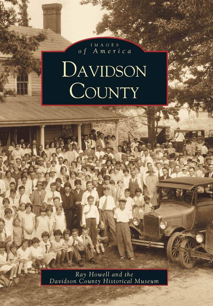 Download Davidson County (Images of America) pdf