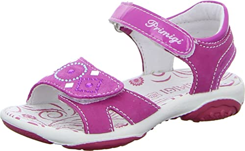 PrimigiMädchensandalette Consu - Zapatillas de casa Niñas, Color Rosa, Talla 32 EU: Amazon.es: Zapatos y complementos