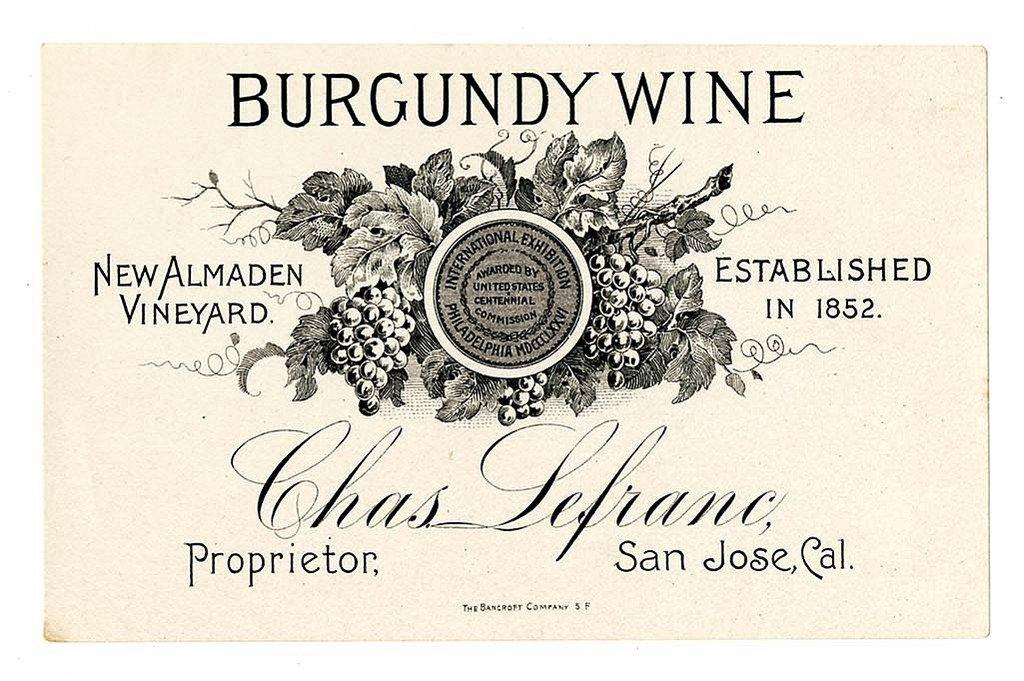 100étiquettes pour vin Vin Maison making- Peel et Stick Taille L 9cm x 12cm
