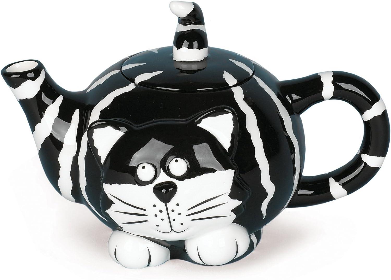 Animewild Chester The Cat Ceramic Teapot