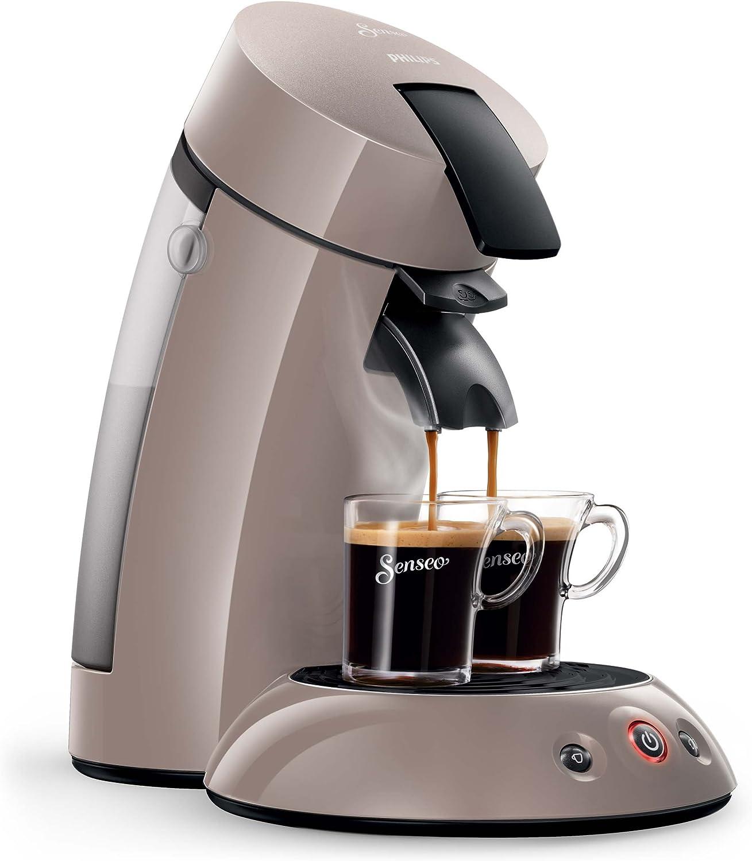 Philips HD7817/01- Máquina de café de pods, Marrón: Amazon.es: Hogar