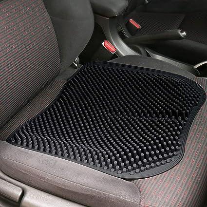 Amazon.es: TekkPerry Cojín de asiento de coche, transpirable ...