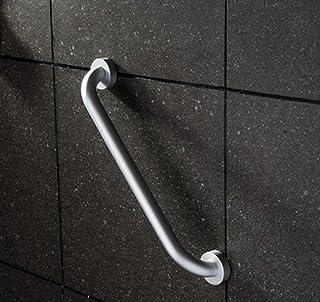 JCBX Corrimano Bagno, Bagno Sicuro Antiscivolo Materiale in Alluminio bracciolo 40cm