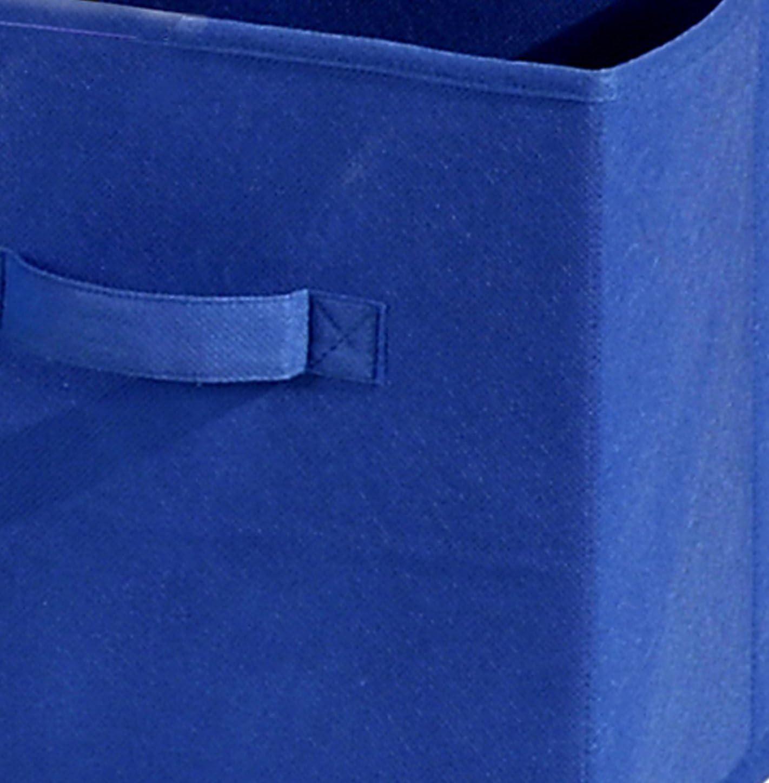 Cubo de almacenaje sin Tapa Color Rojo Alsapan Compo 16