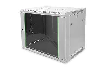 Digitus Wandschrank Modell : Digitus professional 9he netzwerk wandschrank: amazon.de: computer
