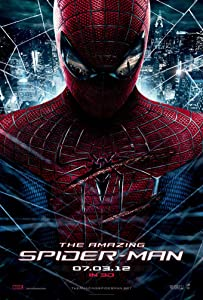 AMAZING SPIDERMAN MOVIE POSTER 2 Sided ORIGINAL Version B 27x40