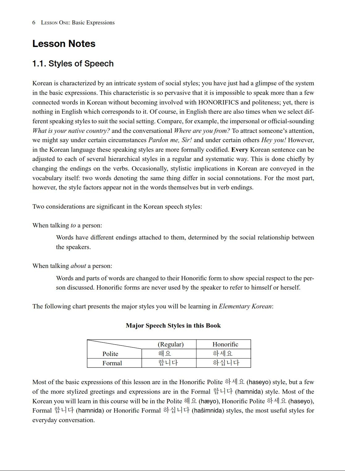 Elementary Korean Tuttle Language Library Amazon Ross King