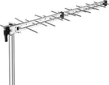 Fracarro LP45F Antena de televisión - Antenas de televisión (11 dBi, UHF, 75 Ω, 28°, 36 dB)
