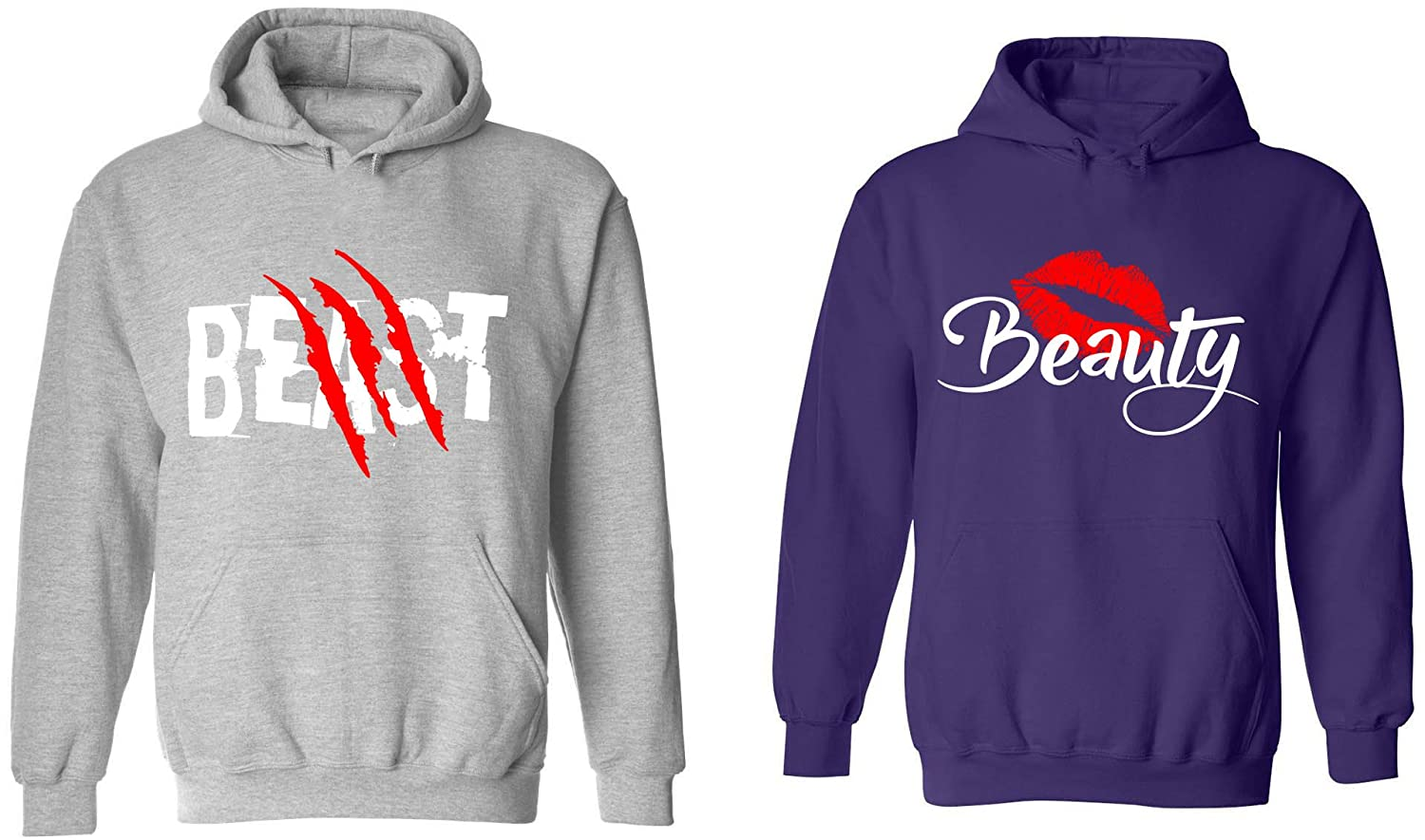 Below are the best rated top matching hoodies for boyfriend and girlfriend, lovers with high votes and ratings. Many couples and lovers have given good score for the following matching hoodies. We have spend time searching, analyzing, and gathering information and details to share with you about the real matching hoodies that every couple and.