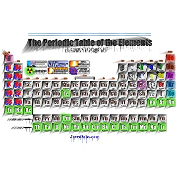 Amazon jareds periodic table appstore for android jareds periodic table urtaz Image collections