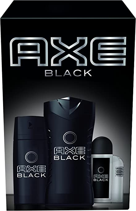 Axe Black Trio Pack Regalo: Amazon.es: Belleza