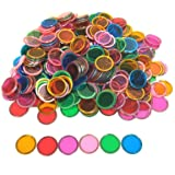 Tapp Collections™ Bingo Transparent Chips 300-pk