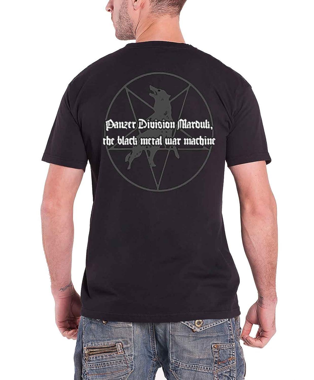 Marduk Fanartikel & Merchandise Panzer Division T-shirt