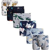 Boboking Baby Soft Cotton Girls Panties Little Girls'Briefs Toddler Underwear Kids Undies