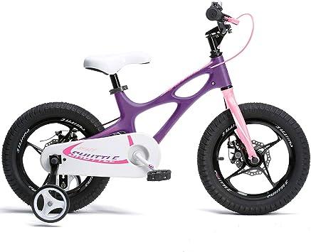 Royal Baby Space Shuttle Bicicleta, Unisex niños, Rosa, 16 ...