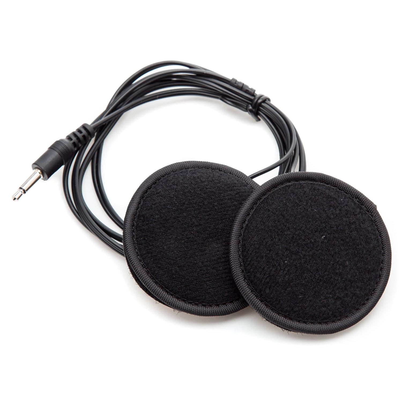 Race City Radios Mono Helmet Speaker Kit with 3.5mm Male Connector