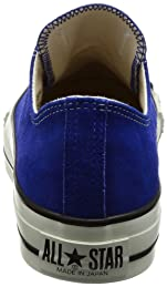 Suede All-Star J Ox: Royal Blue