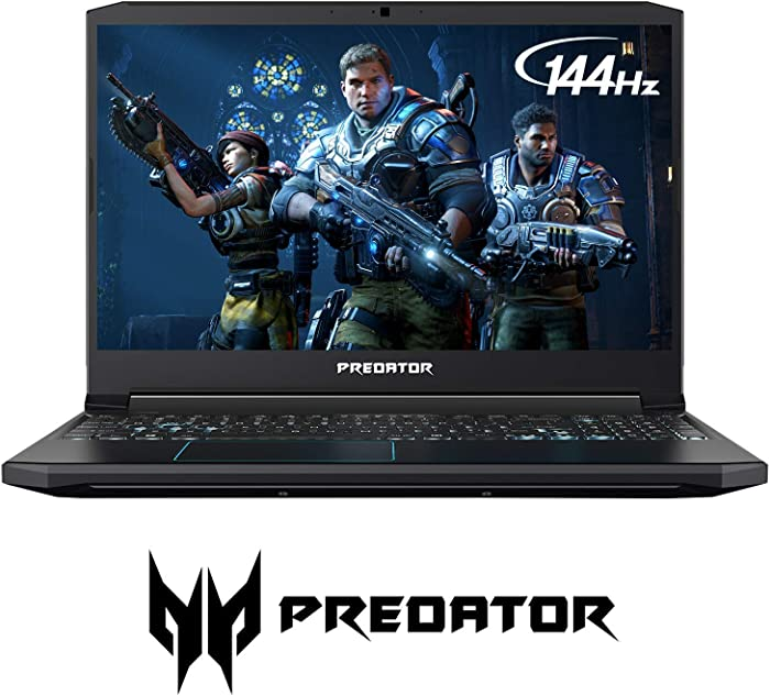 "2019 Acer Predator Helios 300 15.6"" FHD Gaming Laptop 