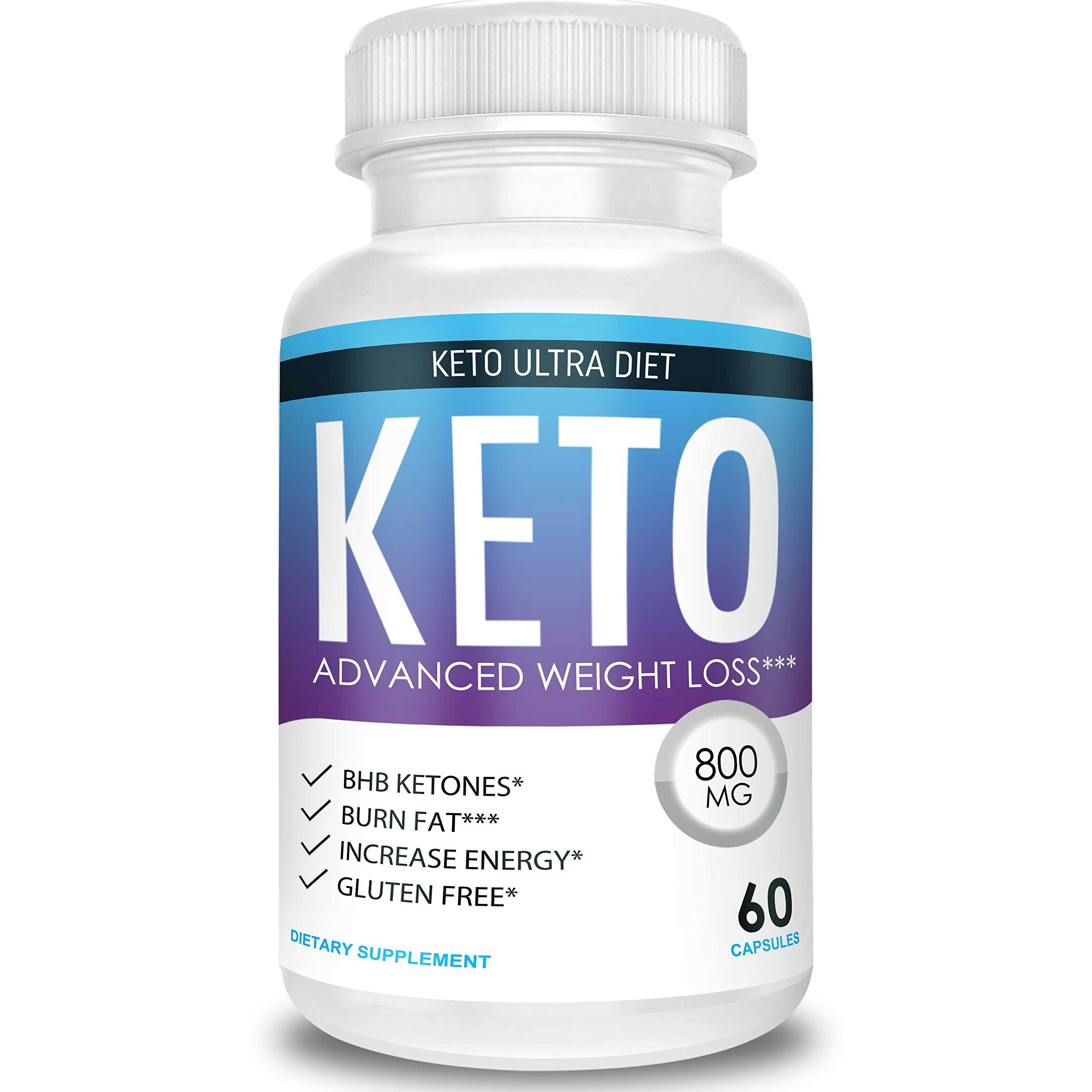 Keto Ultra Diet - Advanced Weight Loss - Ketosis Supplement by Keto Ultra Diet