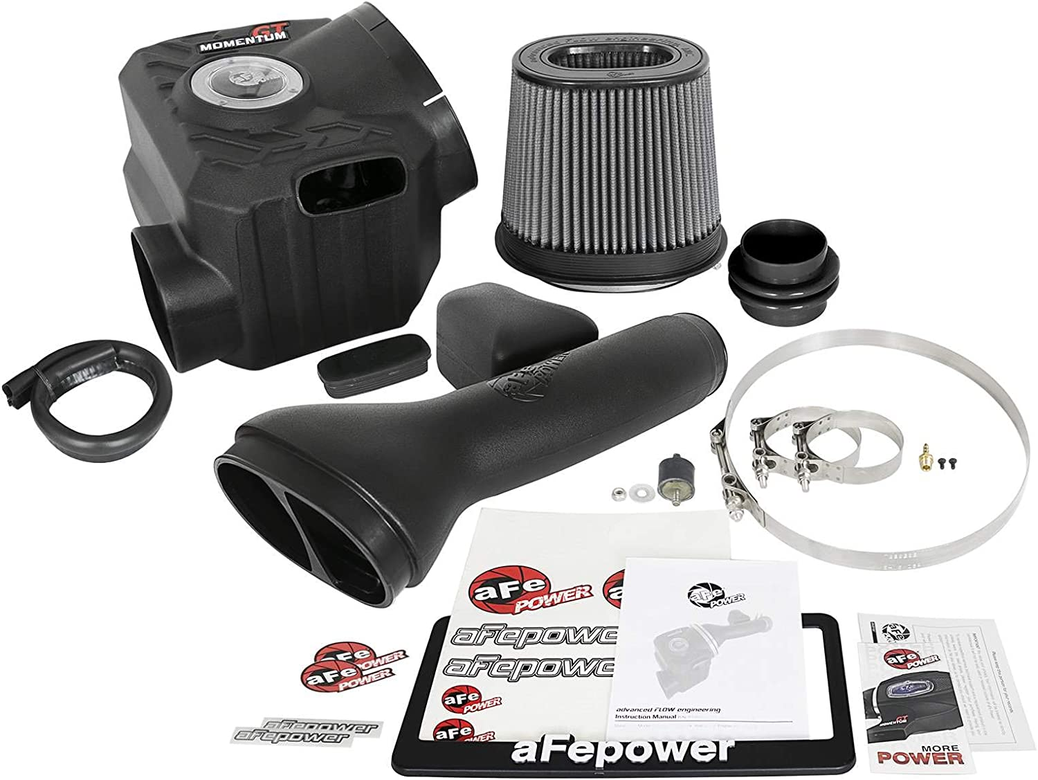 1 Pack aFe Power 51-76009 Cold Air Intake System Non-CARB Compliant
