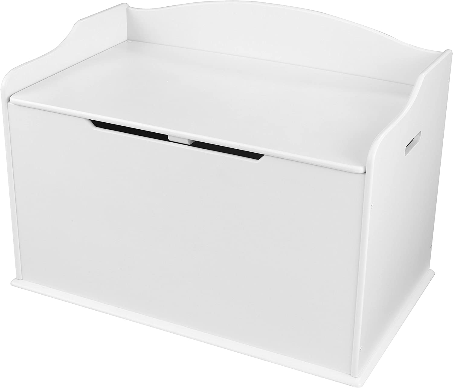 KidKraft Austin Toy Box, White