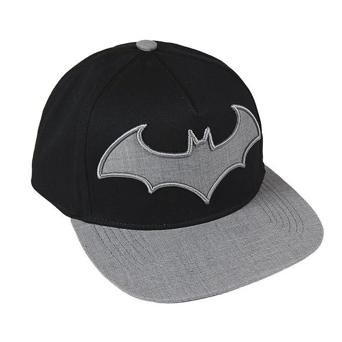 Batman 2200002235 Gorra premium New Era, 58 cm