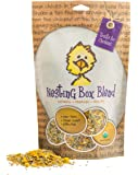 Treats for Chickens Certified Organic Nesting Box Blend, Herbal Bedding, 5oz Bag