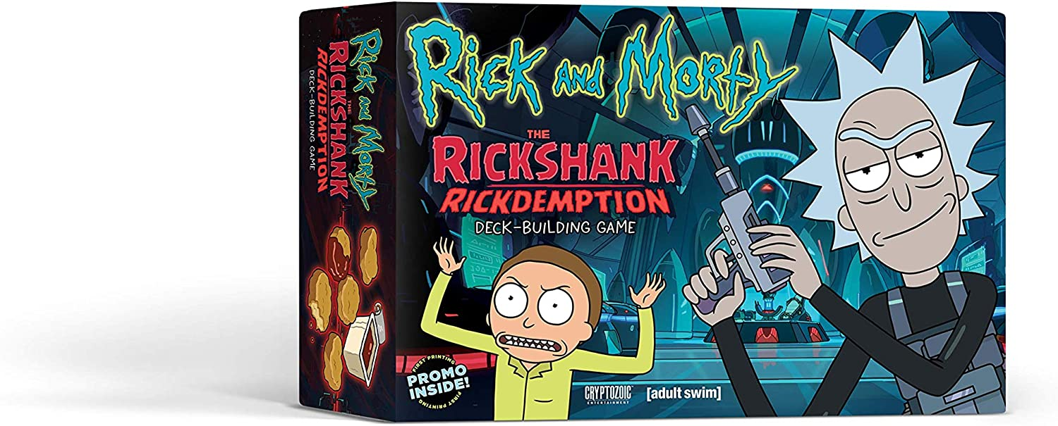 Cryptozoic Entertainment CRY02710 Rick and Morty: The Rickshank ...