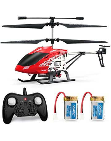 Amazon com: Helicopters - Remote & App Controlled Vehicles