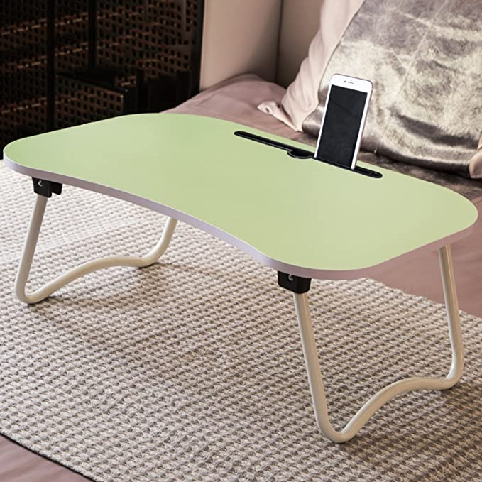 Adjustable Laptop Table Notebook Stand Portable Standing Bed Desk