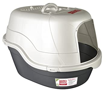 Natureu0027s Miracle Advanced Hooded Cat Litter Box (P-96951)  sc 1 st  Amazon.com & Amazon.com : Natureu0027s Miracle Advanced Hooded Cat Litter Box (P ... Aboutintivar.Com