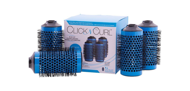 Click N Curl Blue Full Set Large Click n Curl Ad On Medium