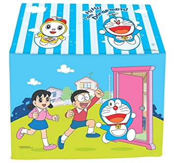 Buy Radhey Preet Doraemon Play House Pipe Fun Cottage Tent For Indoor Or Outdoor Activity For Kids Online At Low Prices In India Amazon In