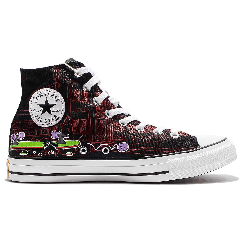 Converse Chuck Chuck Chuck Taylor All Star High Simpsons Turnschuhe 5.0 US - 37.5 EU 85c0f4