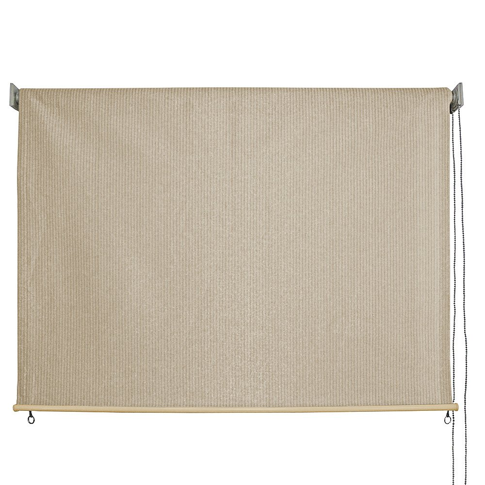 Amazon.com : Outdoor Roller Sun Shade, 10-Feet by 6-Feet, Monterey ...