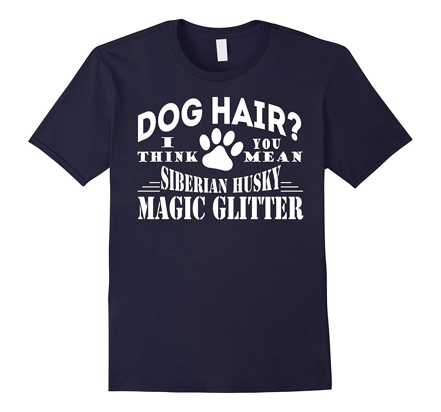 Dog Siberian Husky Glitter Birthday-Awarplus