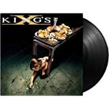 KINGS X (LIMITED SOLID MOSS GREEN COLOURED VINYL)
