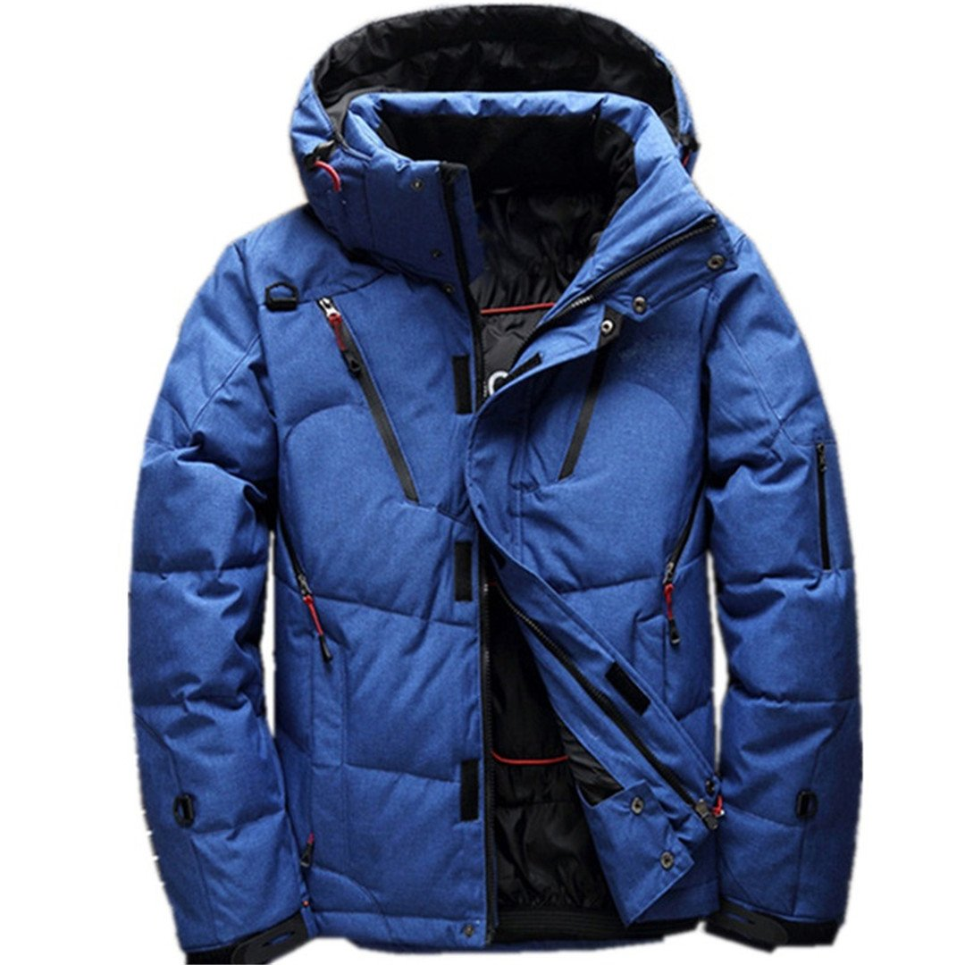 90% White Duck Down Jacket Men's Coat Snow Coat Winter Down Jacket Parkern
